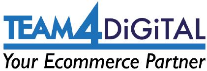 Team4digital Logo
